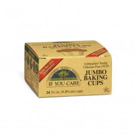 Compostable Baking Cups, Jumbo